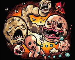 Binding of Isaac: Wrath of the Lamb