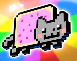 Nyan Cat - Lost in Space