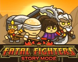 Fatal Fighters - Story Mode
