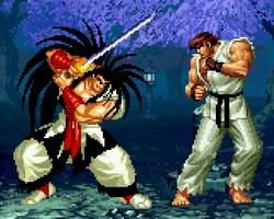 King of Fighters 1.91 - Wing