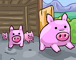 300 Miles to Pigsland Icon