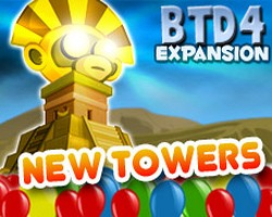 Bloons Tower Defense 4: Expansion