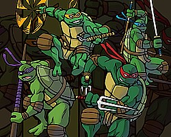 Teenage Mutant Ninja Turtles: Double Damage