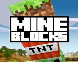 Minecraft 2D - Mine Blocks
