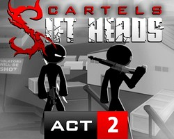 Sift Heads - Cartels 2